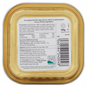 Hrana umeda pentru caini Lily's Kitchen Organic Beef Supper 150g