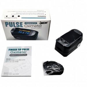 Livrare gratuita - Pulsoximetru OLED, Certificat Medical