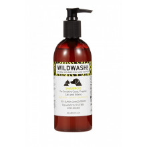 Sampon caini & pisici WildWash PRO piele sensibila 300ml