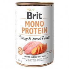 Brit Mono Protein Turkey and Sweet Potato 400 g