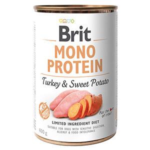 Brit Mono Protein Turkey and Sweet Potato 400 g