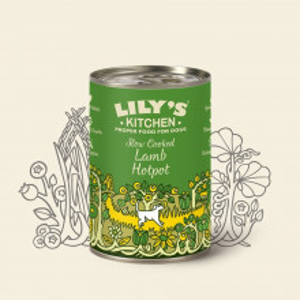Hrana umeda Lily's Kitchen, ingrediente Naturale, cu Miel, 400g, pentru caini