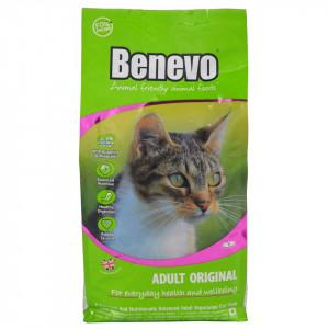 Hrana uscata vegetariana Benevo, 2kg, pentru pisici