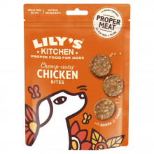 Lily's Kitchen recompense Chicken Bites 70g