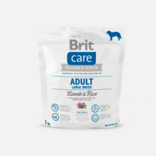 Brit Care adult Large Breed Lamb and Rice 1 kg