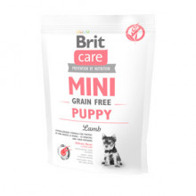Brit Care Mini Grain Free Puppy Lamb 400 g