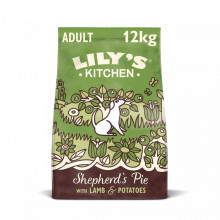 Lilys Kitchen For Dogs Lamb Sheperds Pie Adult Dry Food 12kg