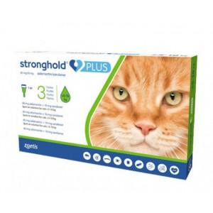 Stronghold Plus 60mg pisici 5-10kg