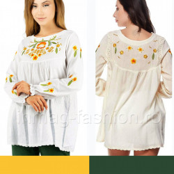 Ie tip Bluza Georgeta 03