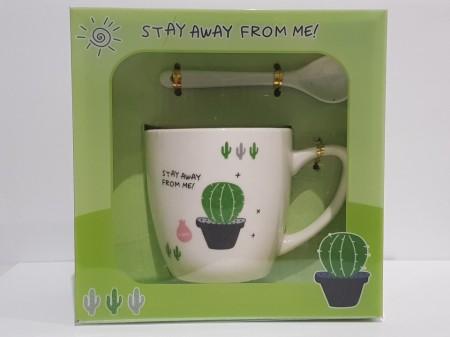 Poze Cana model cactus cu lingurita