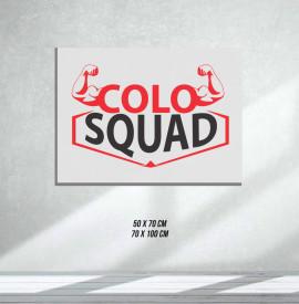 COLO SQUAD (Tablouri Canvas)