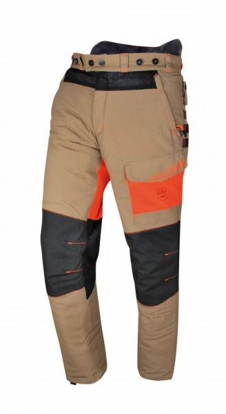 Pantalone Antitaglio da Motosega estivo Sofresh