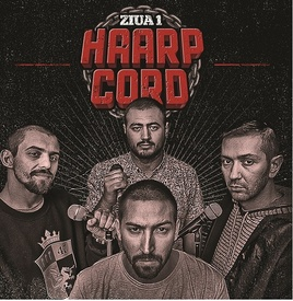 """Ziua I"" - CD gratuit + Sticker ""HAARP CORD"""