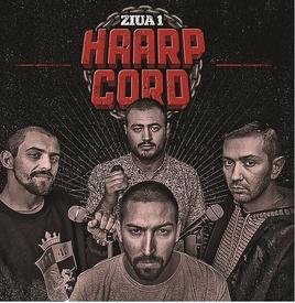 """Ziua I"" - CD gratuit + Sticker ""HAARP CORD"""