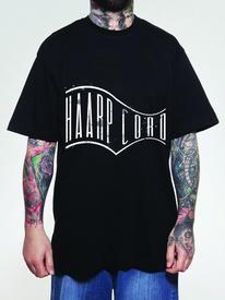 Haarp Logo Distorted [Tricou]