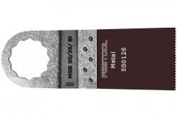 Festool Panza de ferastrau pentru metal MSB 50/35/Bi 5x