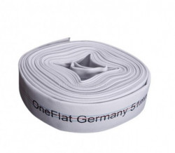 Furtun pompieri 2 toli pentru irigatii One Flat Germany rola 20M