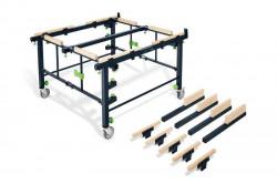 Masă mobilă de lucru pentru ferăstrău Festool STM 1800
