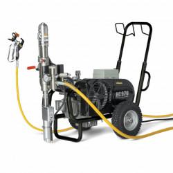 Pompa de vopsit Hidraulica cu piston HeavyCoat 970 E SSP Spraypack