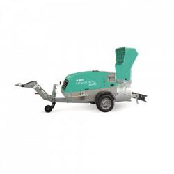 Pompa diesel pentru sapa, tractabila, fara furtunuri Imer Mover 270 EVO DBR WT T5 motor diesel, Yanmar 35 kW Stage V