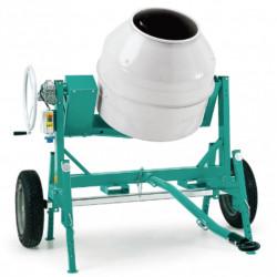 Betoniera Imer Syntesi 350 R, capacitate 345 l, motor 230V