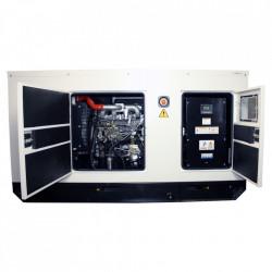 Generator de curent Insonorizat Generator SCDE 55YS-ATS, Putere max. 55 kVA, 400V, AVR, motor Diesel