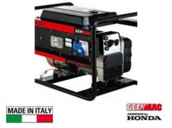 Generator de curent si sudura profesional CombiFlash GENMAC G221HO-M curent maxim sudura 220A DC demaraj la sfoara G221HO-M