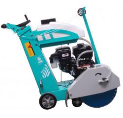 Masina de taiat beton asfalt Imer Terra 450 H39, disc 450 mm Honda GX 390 11.6 cp