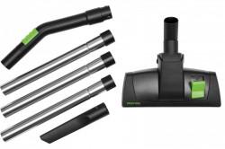 Set profesional de curatenie pentru aspiratoare Festool D 27/36 P-RS