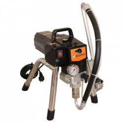 Pompa airless Bisonte cu piston, PAZ-6321 debit 2,2 l/min., motor 1300W