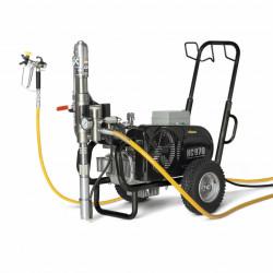 Pompa Hidraulica cu piston WAGNER HeavyCoat 970 E Spraypack/400V, debit material 10 l/min