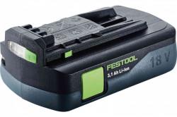 Acumulator Festool BP 18 Li 3,1 C