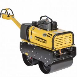 Cilindru dublu vibrocompactor Batmatic VR22E 716kg motor Diesel KOHLER 15LD440