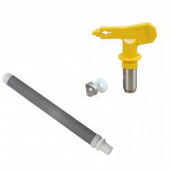 Duza 419 TradeTip 3, cu filtru alb pentru pistol inclus