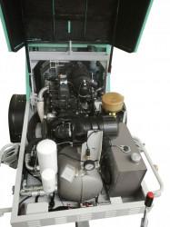 Pompa diesel pentru sapa, fara paleta de incarcare , remorcabila Mover 270 DR EVO T5 Motor Yanmar 35 kW Stage V