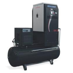 Compresor electric trifazat cu surub 270 L, Rotair EN 07b