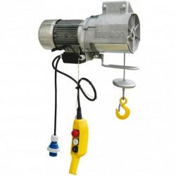 Electropalan de santier IMER BE 200, sarcina maxima 200 kg, inaltime maxima 25 m, motor 230V, 0.75 kW