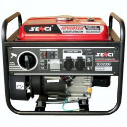 Generator inverter Senci SC-3200iF, Putere max. 3.2 kW, 230V, AVR