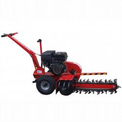 Masina de Sapat Santuri Bisonte BTA-600TRE, adancime max. 600 mm, productivitate 60 m/h, motor 15 cp
