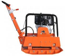 Placa compactoare Reversibila 255kg PCR 255-H, 38 kN, motor Honda, benzina 13 cp