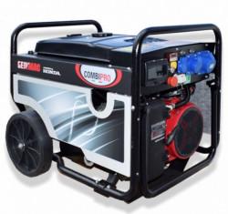 Generator de curent profesional monofazat GENMAC COMBIPRO RG7300HC-M putere maxima 7 1/6 4 kWA