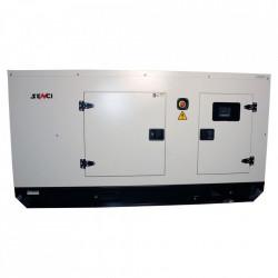 Generator insonorizat SCDE 97YS-ATS, Putere max. 97 kVA, 400V, AVR, motor Diesel