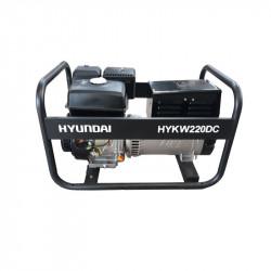 Generator monofazat de curent pentru sudura Hyundai HYKW220DC 5.5 kVA