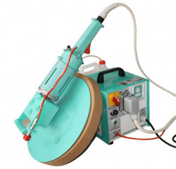 Masina de driscuit Imer Spedy diametru paleta slefuire 370 mm