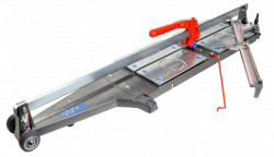 Masina de taiat gresie si faianta Montolit MasterPiuma 125BP, Lungime taiere 1.250 mm