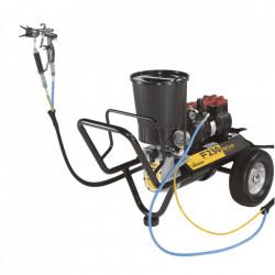 Pompa airless cu membrana de vopsit Wagner Finish 230 AirCoat Compact Spraypack