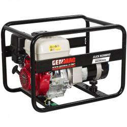 Generator curent monofazat GENMAC CLICK RG7300HO, 7.1kVA, motor Honda GX390, 11.7 CP