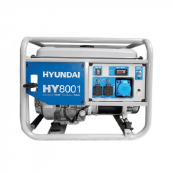 Generator de curent monofazat Hyundai HY8001