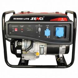 Generator de curent monofazat SC-6000 LITE Putere max. 5.5 kW