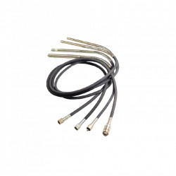 Lance si cap vibrant pentru pentru vibrator IMER FX2000 diam. Ø 38 mm, 4 m lungime